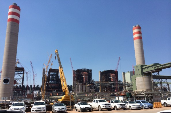 Kusile Medupi Power Stations